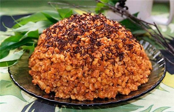 Рецепт классический торт муравейник