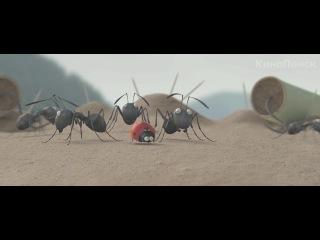 Букашки. Приключение в Долине муравьев   Русский тизер