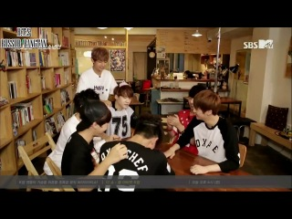Канал королей-новичков Bangtan с Bangtan Boys / Rookie King Channel Bangtan - Bangtan Boys Ep. 7
