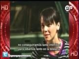 Entrevista da Debora Falabella no AR Prime (Avenida Brasil Chile)