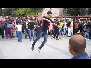 Dikiy Kavkaz Lezginka Dance Group-ISTANBUL (SULTAN AHMET)-2014