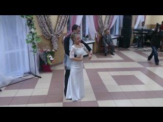 1 танець моєї любої сестрички!