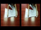 Как правильно складывать медицинский халат
