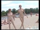 Beautiful Russian nude beach teens