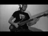Обзор педали эффектов для бас-гитары EBS WAH ONE.