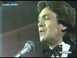 Sanremo 1982 - Riccardo Fogli - Storie di tutti i giorni