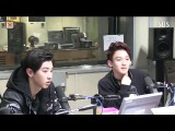 [RADIO] 140315 EXO Чен & Чанель @ Power FM K.Will Young Street