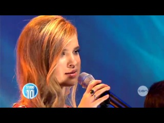 Rachel Leahcar - Golden SlumbersHere Comes the Sun (Live on Studio 10)