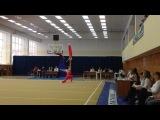 Спортивная акробатика Нефтеюганск 2014 Черное золото Приобья Димка и Ярослав первое упражнение