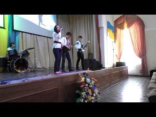 Primavera - Ніч яка місчна (cover) live TDMU 18.03.2014