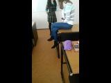 Парвина рассказывает как она танцевала со своим парнем