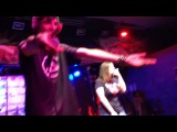 Urban AirHeadZ - Points Authority (cover LP) (live in Rock House)