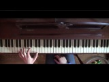 How to play BBC Sherlock on the Piano
