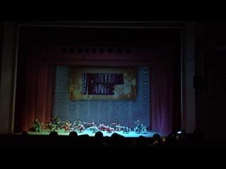 Школа танцев V Pantera Dance - Вера Хламкина V-Pantera dance.Hip-hop(10-14)