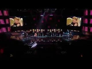 Shakira 'Did it again' Live on X Factor 15 Nov 2009 HQ