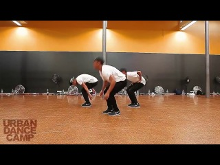 "Quick Crew ""Blurred Lines"" by Robin Thicke (Choreography) Urban Dance Camp"