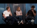 Moviefone's The Amazing Spider-Man 2 Unscripted starring Andrew Garfield, Emma Stone and Jamie Foxx