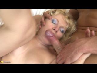 Mature.NL: Blonde Olga (mature, MILF, BBW, мамки - порно со зрелыми женщинами)