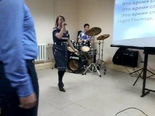 Александр Цапаев 30.03.14 Служение Церковь Исход    2 часть