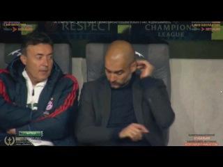 Бавария - Реал Мадрид, 0-4, дубль Роналду со штрафного