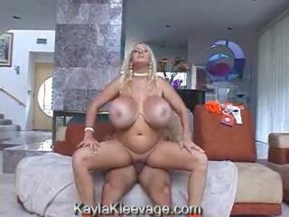 Kayla kleevage  randy big juggs - xvideos_com