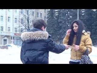 Девушка азербайджанка парень армянин Классная песня