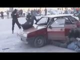 rusiya polisi azeri polisi