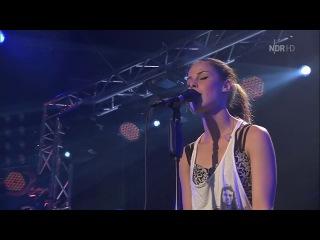 Lena meyer- landrut live @ reeperbahnfestival in concert