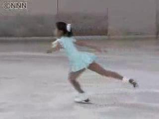 японская принцесса катание на льду.