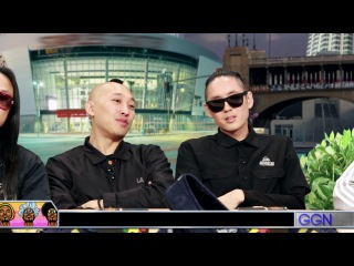 Far East Movement, The Korean Bobsled Team - GGN (2014)