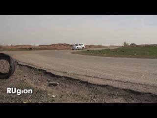 Автомобиль Lexus LX 570 (Лексус ЛХ 570). Видео тест-драйв