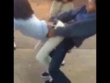 White people twerking vs black people [Вайн]