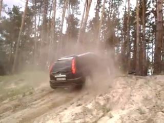 Автомобиль Nissan X-Trail T31 (Ниссан Х-Трейл Т31). Видео тест-драйв