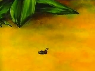 путешествие муравьишки
