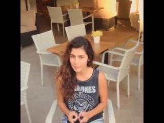 Serenay Aktaş'tan Survivor Yiğit'e meydan okuma
