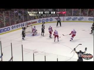 Дубль Малкина в матче «Детройт» – «Питтсбург»