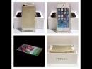 Прозрачный чехол для iPhone Zenus Avoc Ice Cube (льдинка)