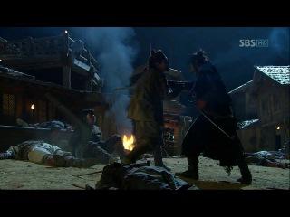 (Озвучка 5 серия) Воин Пэк Тон Су / Musa Baek Dong Soo / Warrior Baek Dong Soo 무사 백동수 / Honor