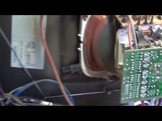 Texremont | Ремонт телевизора Erisson 21uf24 - цветные пятна на экране - 09|XXX