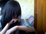 *Челкастая няша* с зверинцем=)