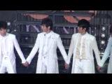 140521 1,2,3 Showcase in Seoul ending 성열