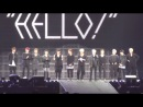 """[FANCAM] 140411 EXO Ment @ Greeting Party in Japan """"Hello!"""""""