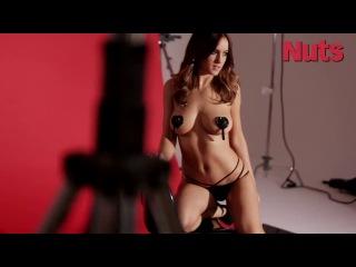 Rosie Jones 101 sexiest brunettes pt3- Nuts