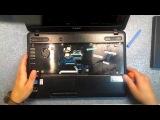 1servicecore | Как разобрать ноутбук Toshiba Satellite C660 - 24|XXX