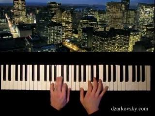 Кино - Спокойная ночь (Piano Cover Version by A.Dzarkovsky)