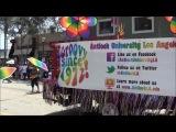West Hollywood Gay Pride Parade 2012 - Celebrating Lesbians Gays Bisexuals & Transgenders