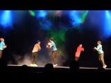 Современный танец, 3 курс...(хип-хоп)