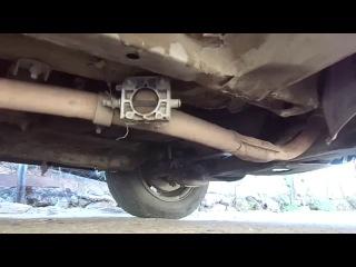 ТУрбо ВАЗ 2106 тюнинг своими руками выхлопной системы