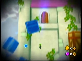 Super Mario Galaxy 2 - The Shadow Lining