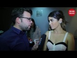 Nikki Reed talks at 'Intramural' TFF Premiere